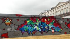 Ryck Wane @ Le Mur Brussel / Bozar