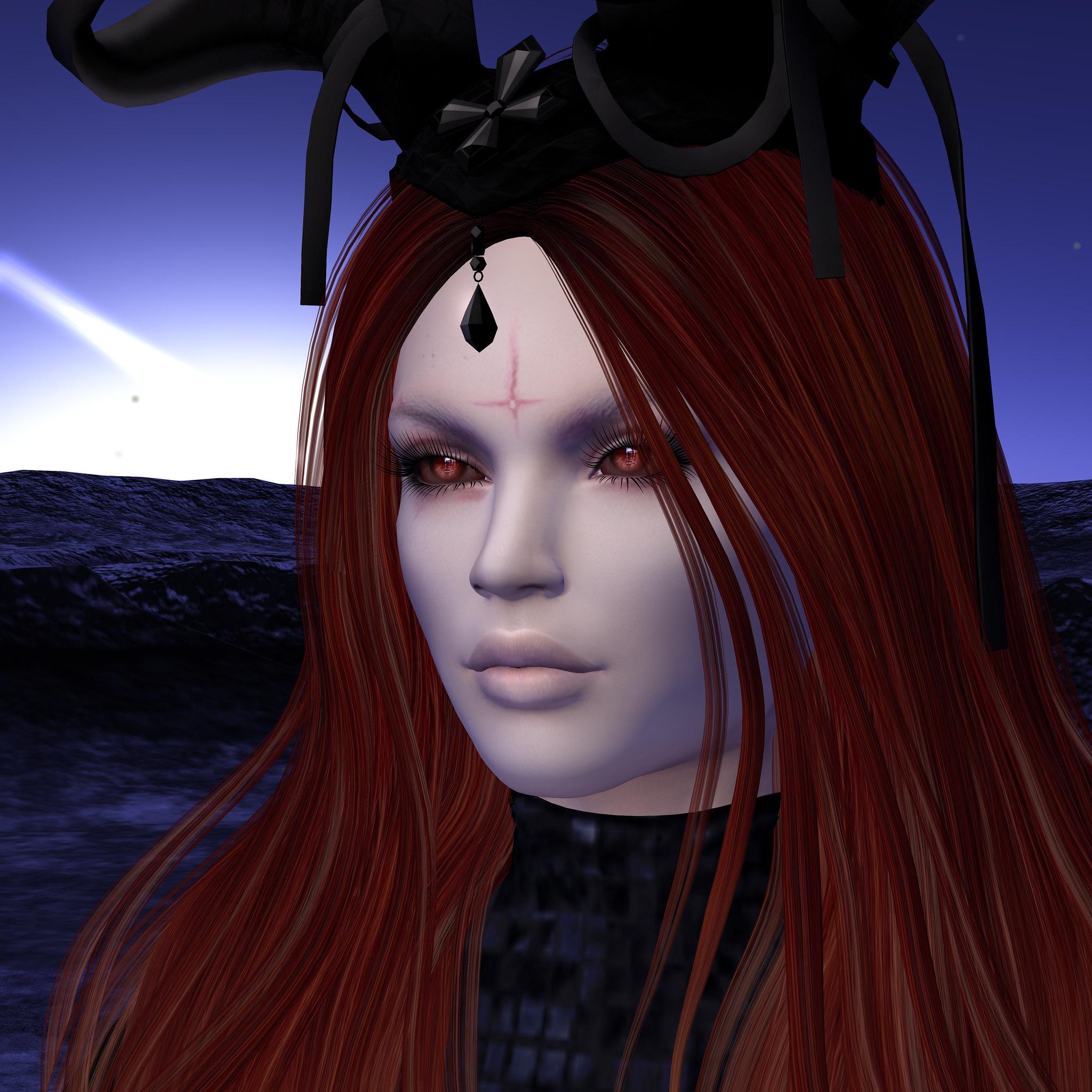 Avi Glam - Devilish Gacha @ Dark Style Fair