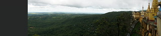 Mt Popa & Caves