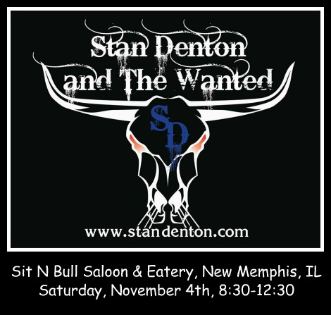 Stan Denton and The Wanted 11-4-17