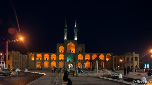 Amir Chakhmaq a Yazd