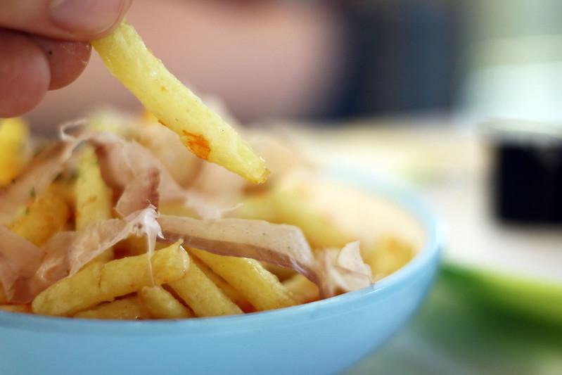 YO Sushi Chips
