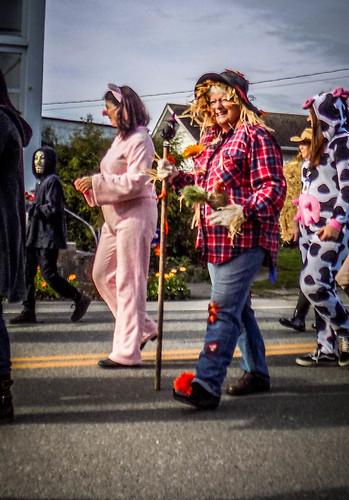 Edison Halloween Parade-49
