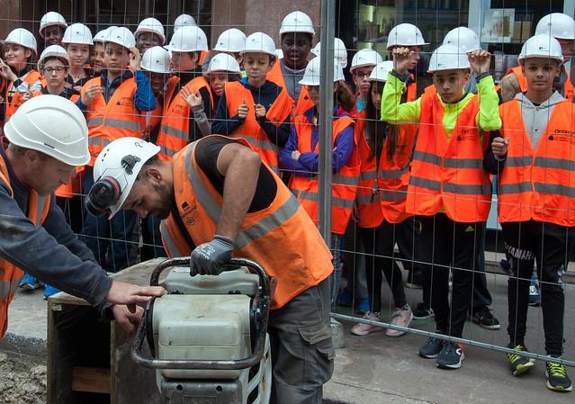 15ème édition des « Coulisses du bâtiment et des travaux publics »