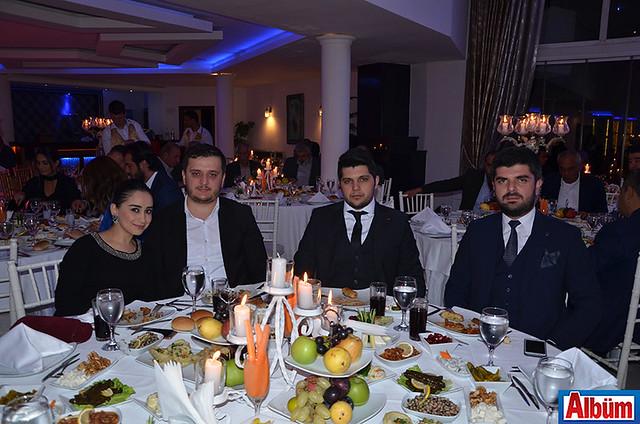 Kübra Dayanç Çakmak, Hasan Çakmak, Muzaffer Bilen, Mustafa Uğur