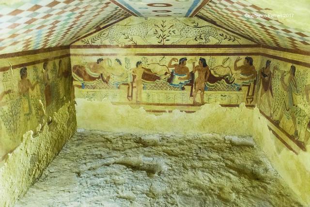 04 Tombe etrusche Tarquinia