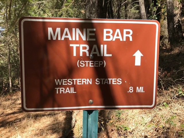 Maine Bar Trail