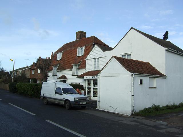 Canewdon village stores
