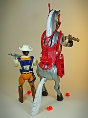Mattel – Fantastic World of Bravestarr Toys – Reignited Passion – Vintage & Fragile – Thirty/Thirty – Back In Action! – Human Form 2