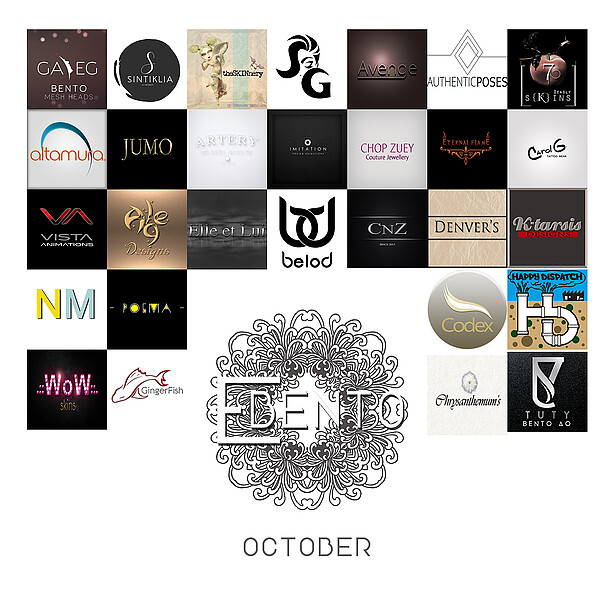 eBento October