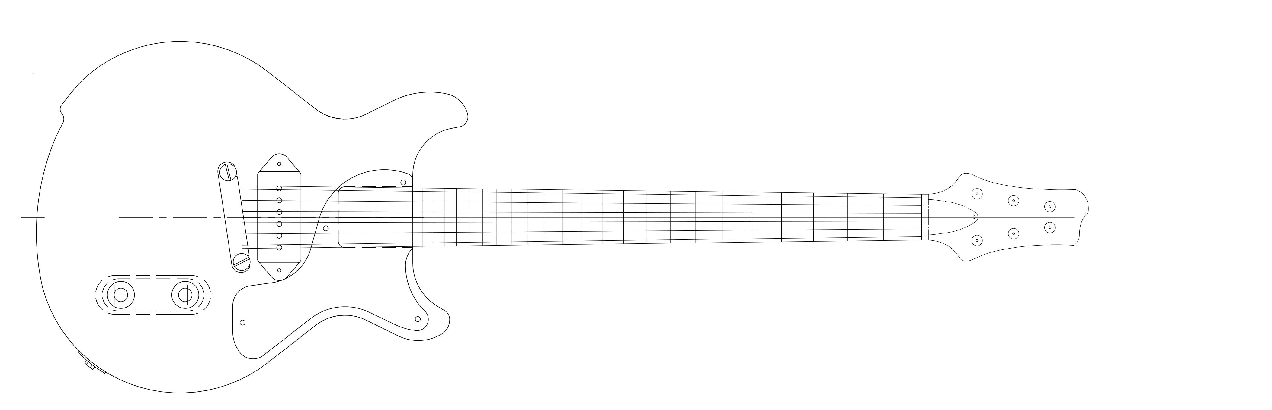 Gemütlich Gitarre Ausgeschnittene Vorlage Zeitgenössisch - Entry ...