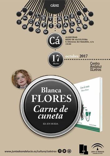 Tarjeton Letras Capitales libro Blanca Flores1