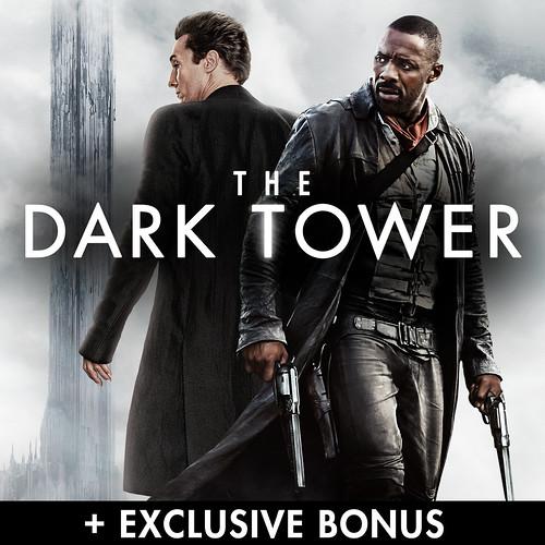 The Dark Tower (plus bonus features)