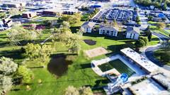 Random Drone pics near Centennial Park, Oak Lawn