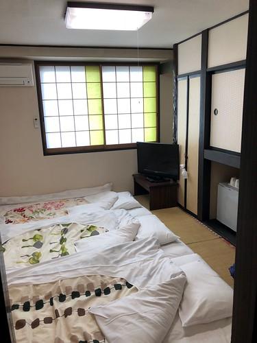ホテルセレクトイン富士山御殿場の和室