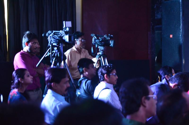 Media release of Byomkesh Bakshi web series