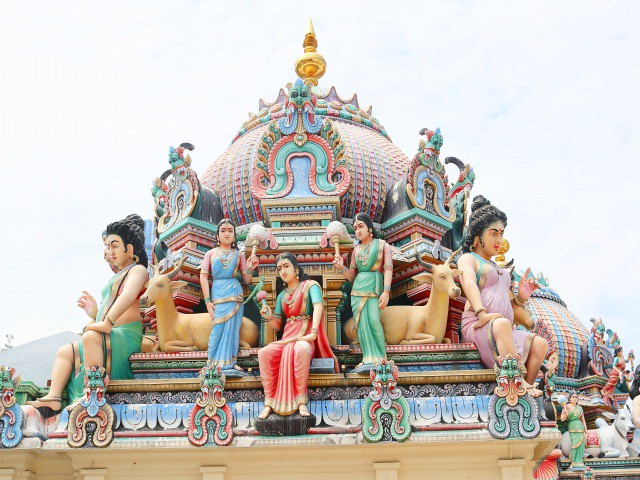 Sri Mariamman Temple obiective turistice singapore 3