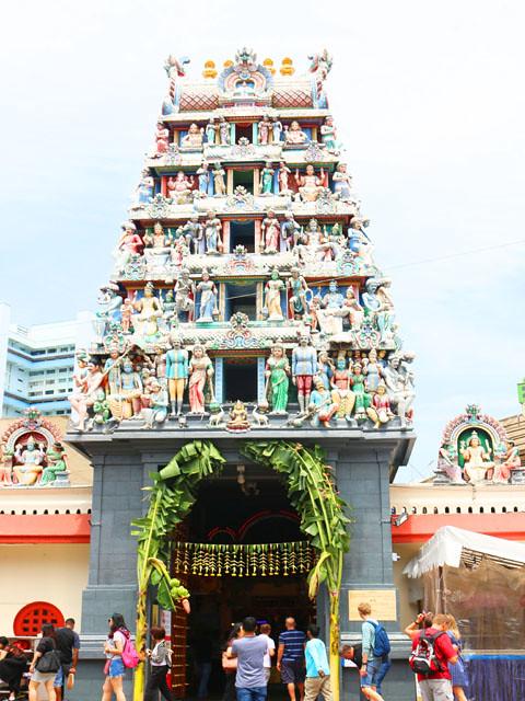 Sri Mariamman Temple obiective turistice singapore 0