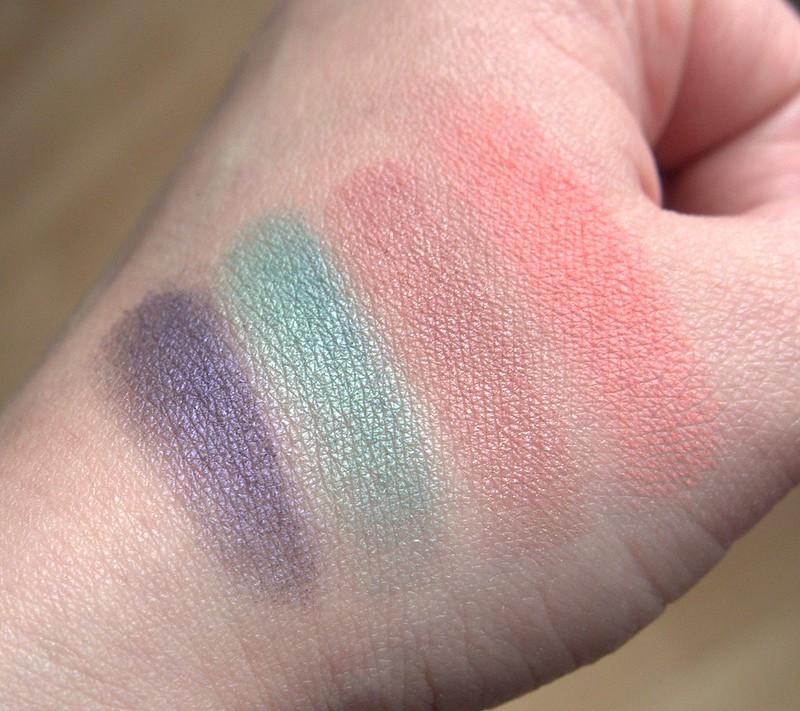 Make Up Store Azul Cielo