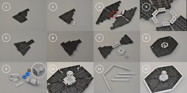 TIE Fighter Instructions (page 1)