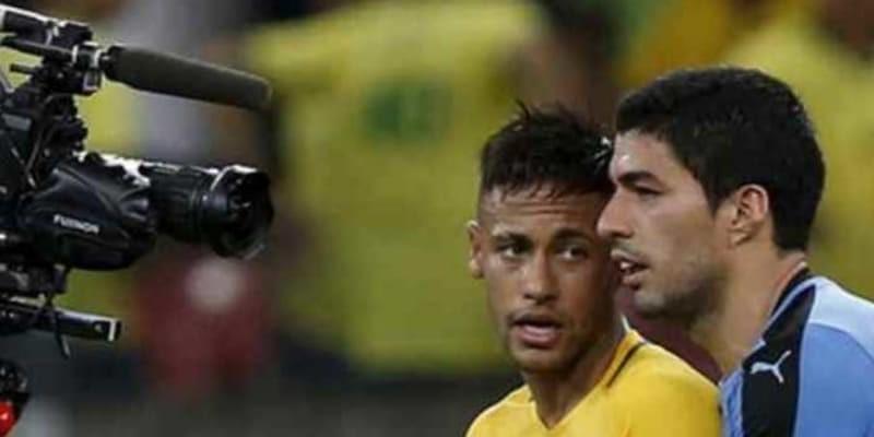 Neymar Bakal ke Real Madrid Memang Sudah Diketahui oleh Luis Suarez