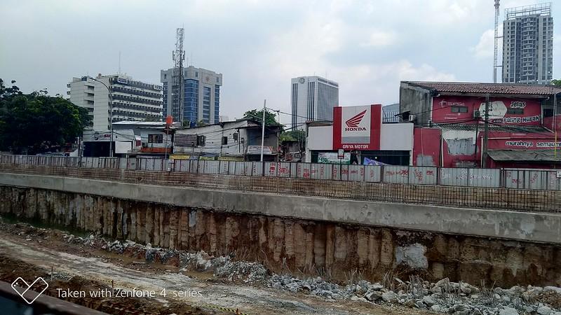 Pembangunan Underpass Kuningan
