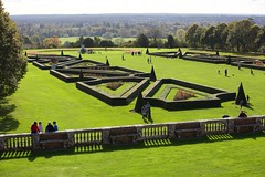 Cliveden On A Bright Sunny Autumn Day - 25 October 2017