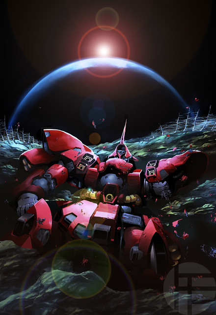 Gundam Twilight Axis Novel Gets Manga Adaptation