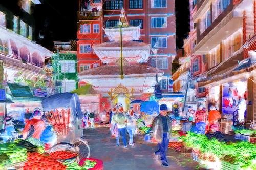 Nepal - Kathmandu - Streetlife - 29bb
