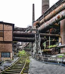 photo - Volklingen Ironworks, Germany