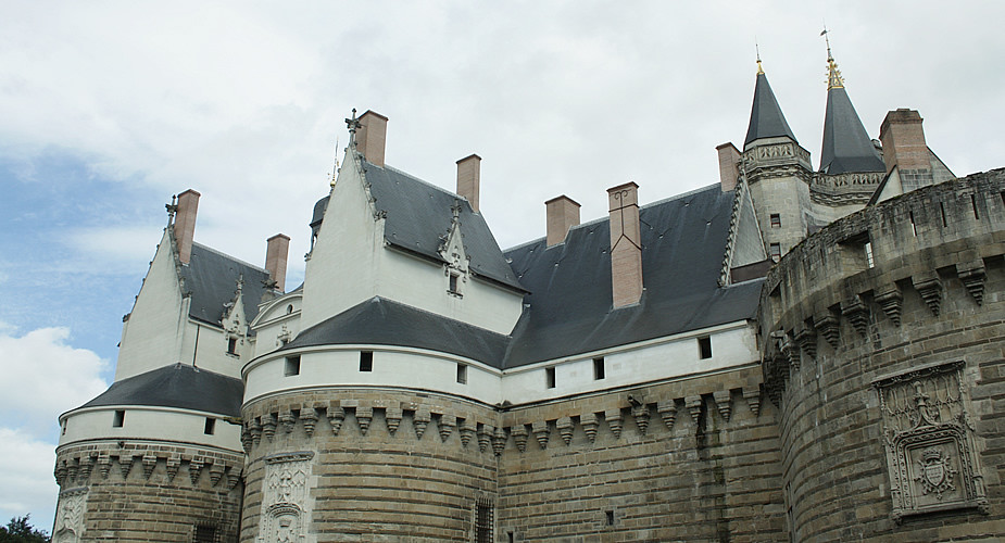 Bezienswaardigheden in Nantes, Frankrijk: Chateau des Ducs de Bretagne | Mooistestedentrips.nl
