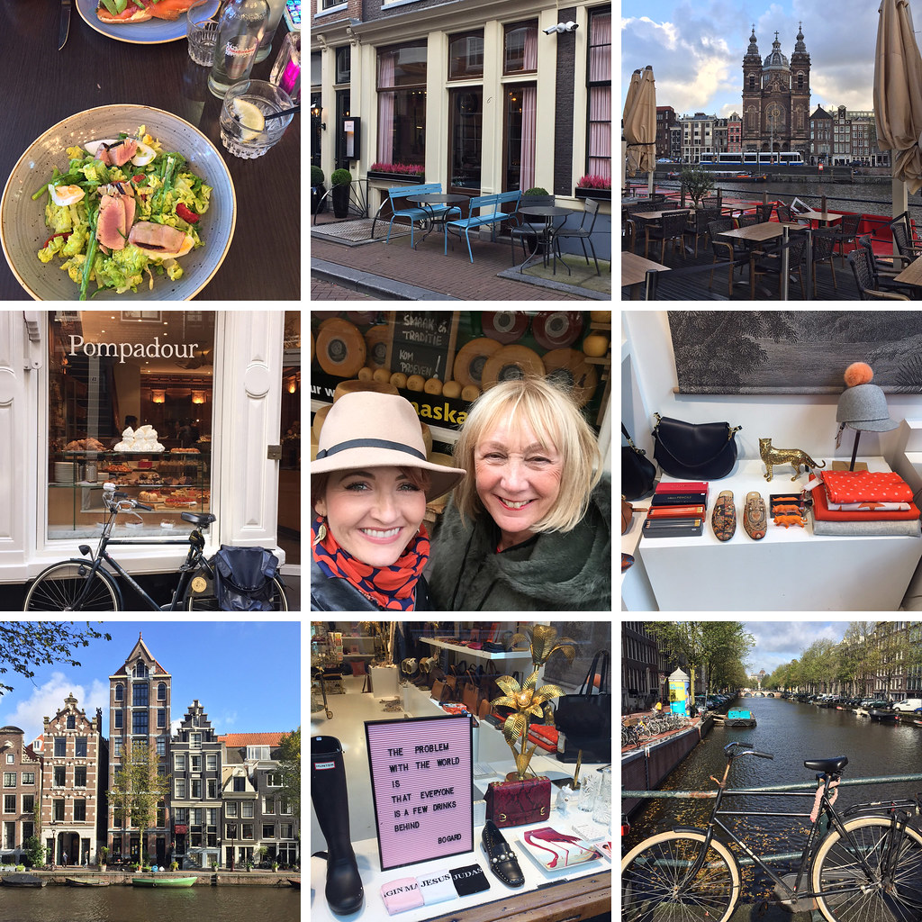 24 hours in Amsterdam | Not Dressed As Lamb, over 40 style blog