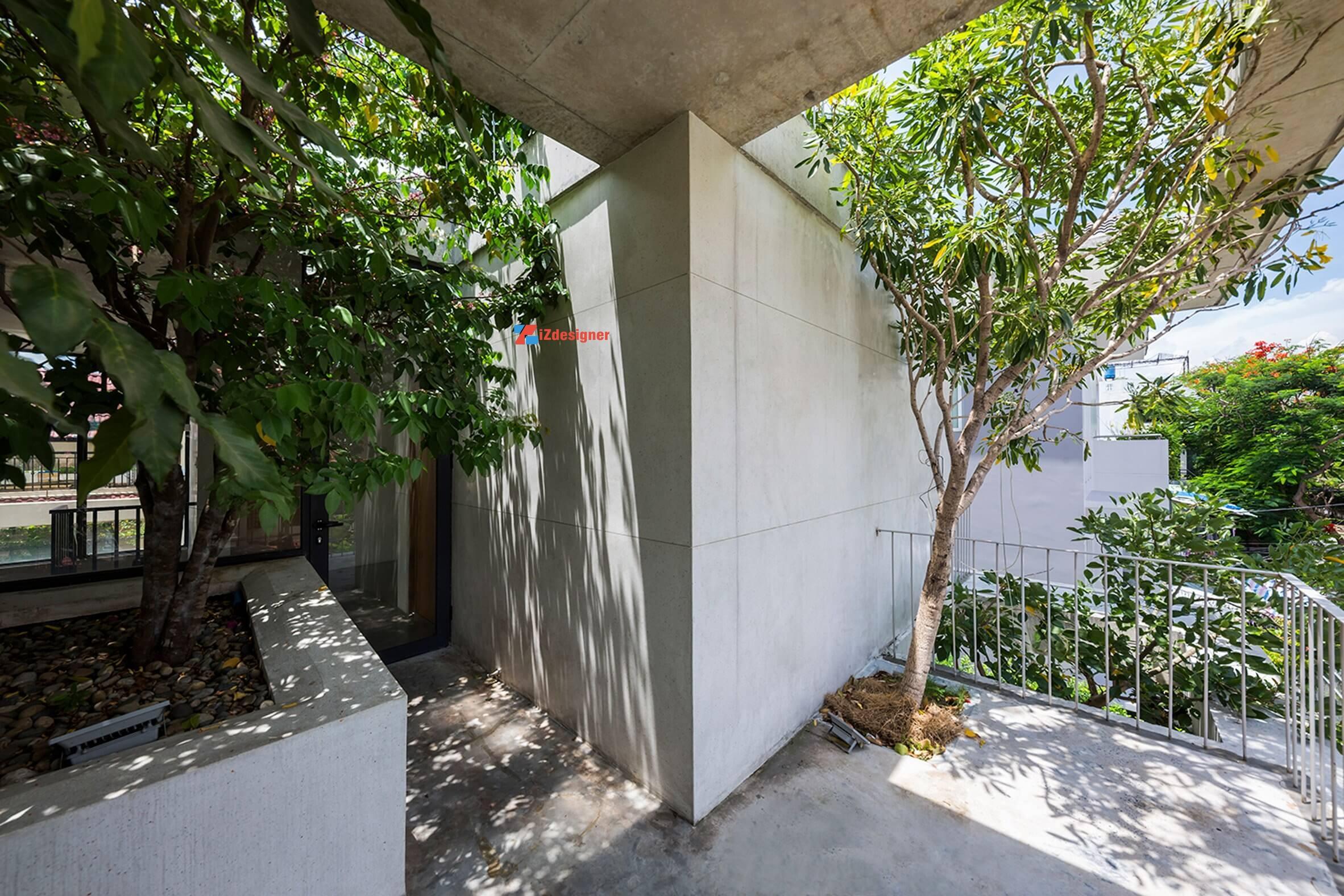 """""""Nhà cây"""" – kiến trúc mới tại Sài Gòn"""