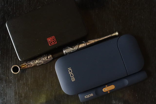 IQOS & 煙管