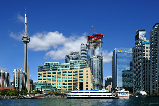 Canada: Toronto skyline