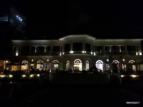 CSC at Night