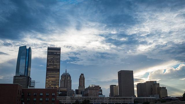 Oklahoma Skyline