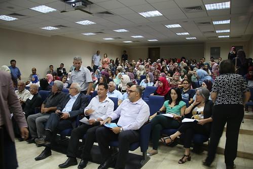 Afonso Cruz visits Bethlehem University