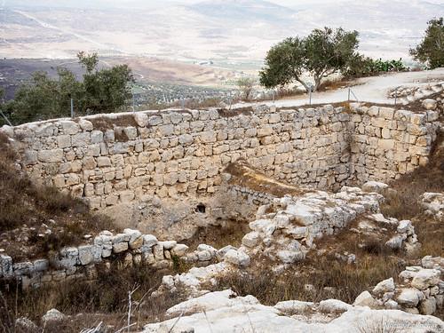 religion biblicalsite samaria johnthebaptist pilgrimage ioanbotezătorul trip israel travel