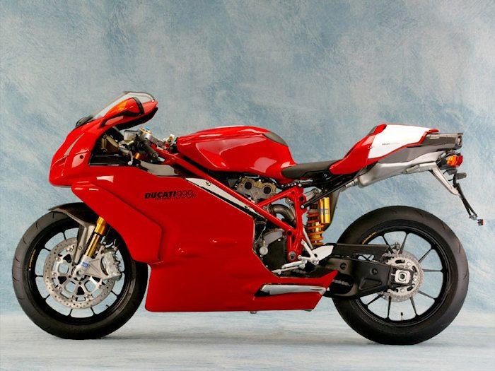 Ducati 999 R 2004 - 6
