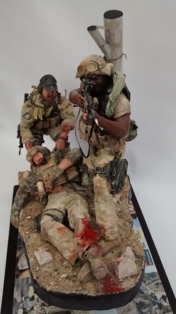 """""""Cover me Bro...!!!"""" US Green Berets in Iraq 2003 37540641000_5bd3095ed9_z"""