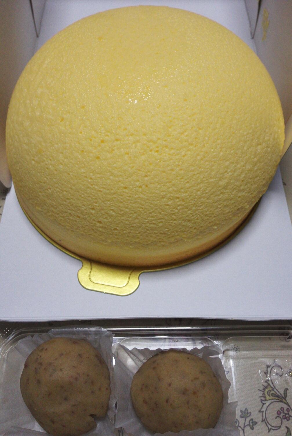 豆畑チーズケーキ