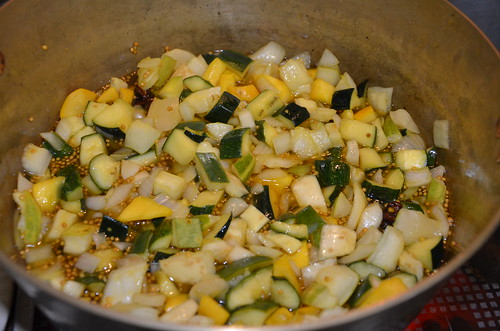 sweet cucumber courgette and pumpkin relish Oct 17 3