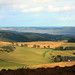 BHC1-12 Tay Bridges, Newport & Wormit from Black Hill, near Kirkton of Collace, Perthshire