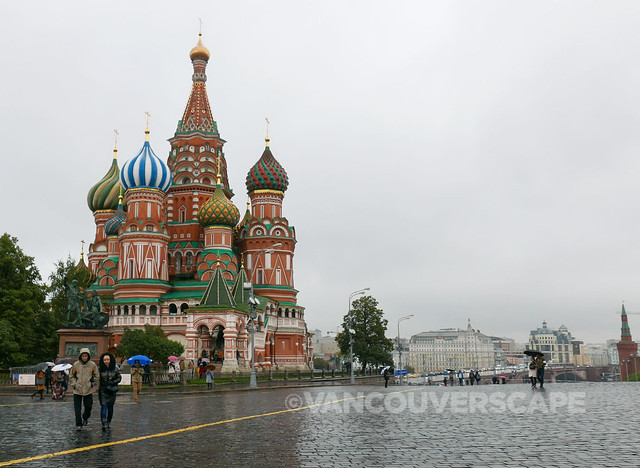 Moscow/St. Basil's Cathedral