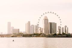 Singapore Skyline, Singapore Flyer