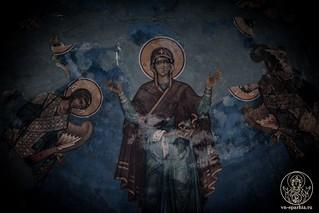 Литургия в Софийском соборе 180