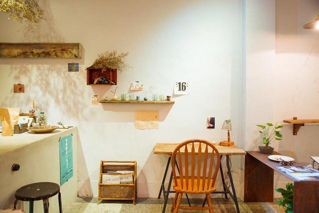 半寓咖啡 | 花蓮市區 | 溝仔尾的柔美情懷/美琪乾洗商店