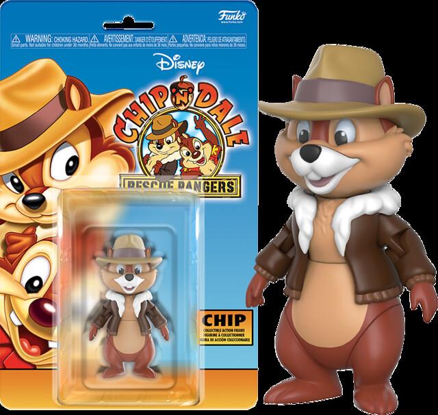 "Funko - 《午安迪士尼收藏輯:救難小福星》""奇奇(Chip)"" 3.75吋人偶 Chip 'n' Dale: Rescue Rangers"