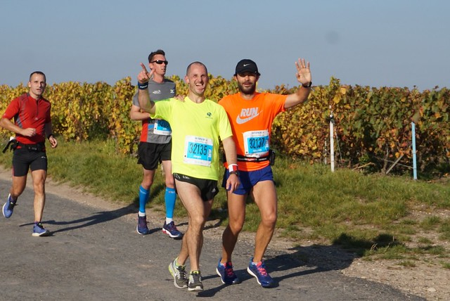 Run In Reims 2017 : Semi & Marathon